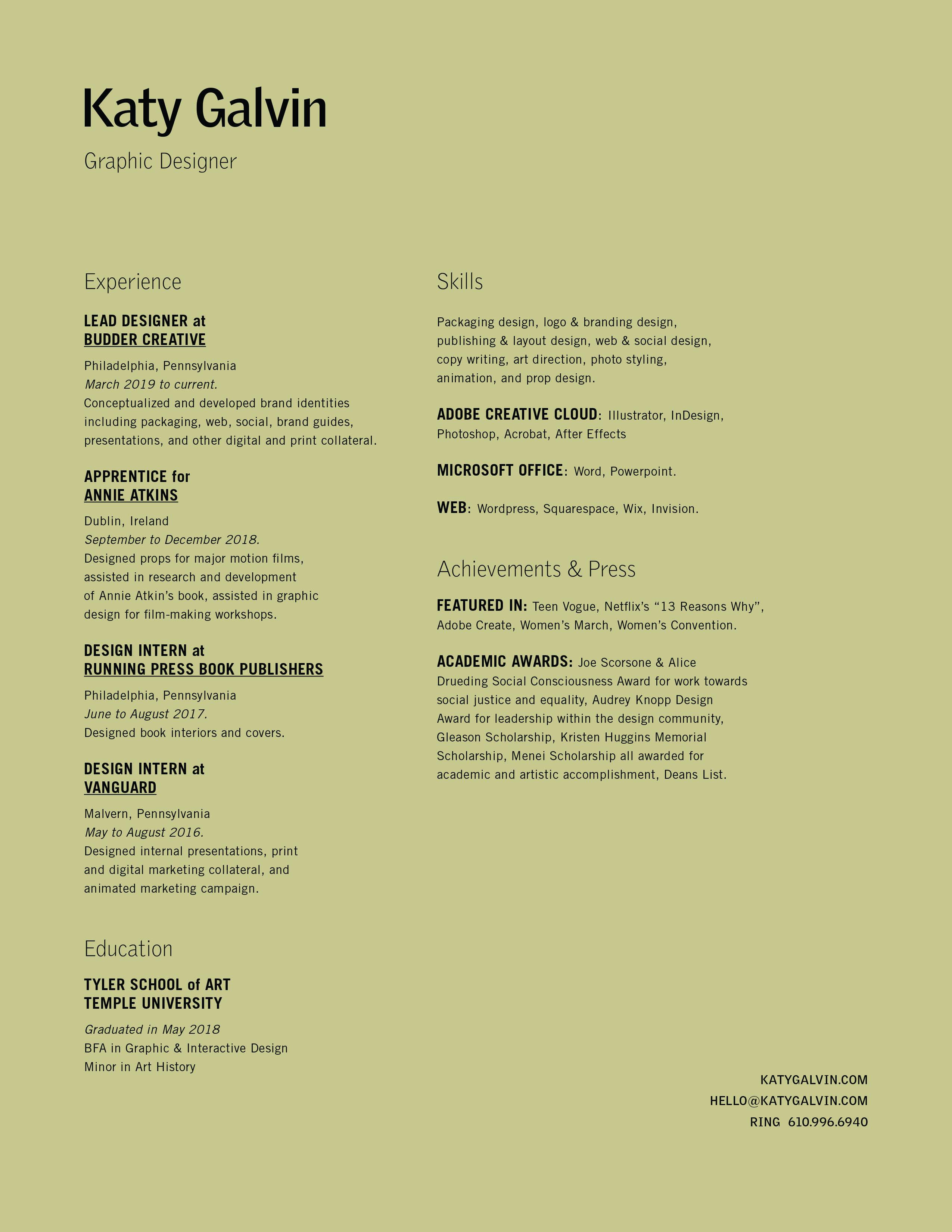 kg-resume